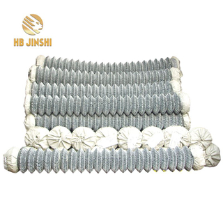 9 GAUGE 8 FT hoch x 25 FT ROLLS LINK CHAIN ​​FENCE