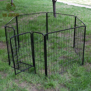 32 '' Heavy Duty-Hundeübungs-Käfig Pet Playpen