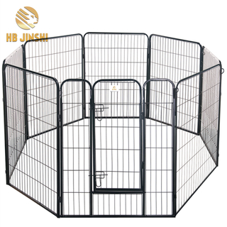 32 '' Indoor Metall geschweißt Wire Dog Playpen